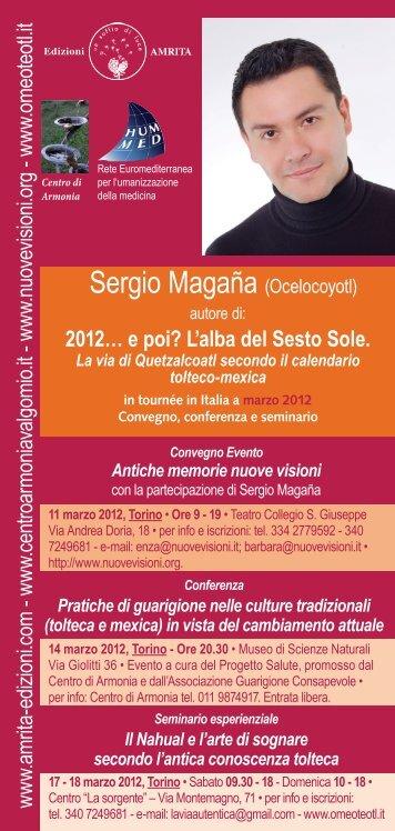 Sergio Magaña (Ocelocoyotl) - Multimedia