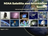 Page 1 Page 2 NOAA Satellite and Information ,;. ~ ~ service (N ...