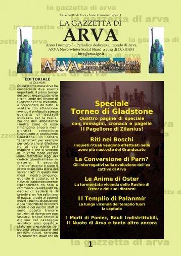 scarica il numero in formato PDF - ARVA
