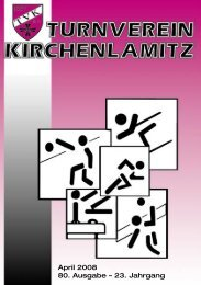 April 2008 - 80. Ausgabe - 23. Jahrgang - 40 Seiten; (PDF - 5,1 MB)