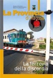 Agosto 2008 - Provincia Regionale di Ragusa
