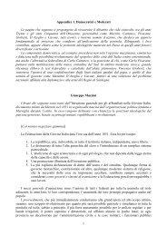 Giuseppe Mazzini, Istruzione per gli affratellati nella Giovine Italia ...