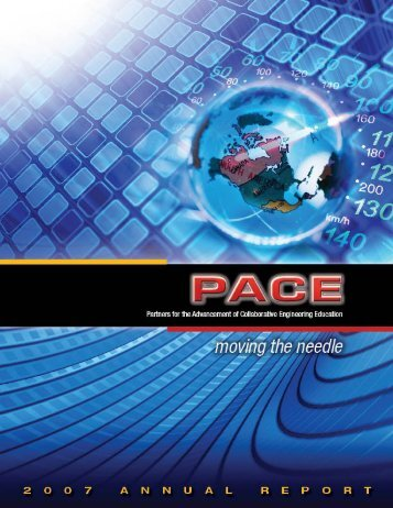 2007 PACE Annual Report