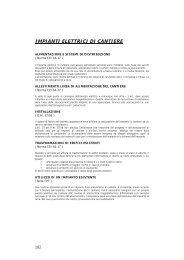 IMPIANTI ELETTRICI DI CANTIERE - CPT MN