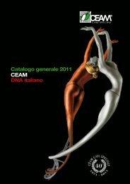 Catalogo generale 2011 CEAM DNA italiano - Ceam Cavi Speciali