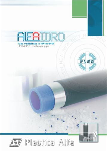PPR-Al-PPR multilayer pipe Tubo multistrato in PPR-Al ... - Cogemhy