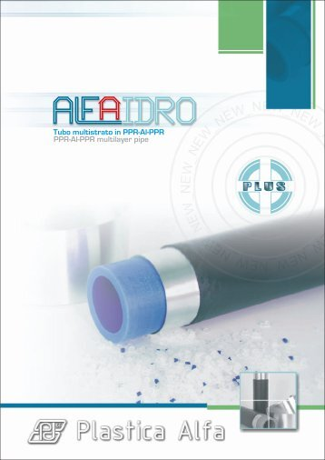 PPR-Al-PPR multilayer pipe Tubo multistrato in PPR-Al ... - Cogemhy