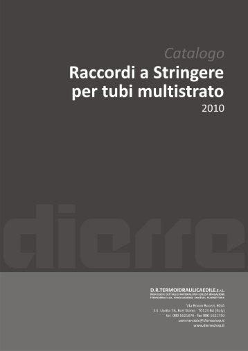 Raccordi a pressare profilo th per tubo multistrato for Raccordi per tubi scaldabagno