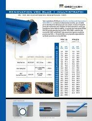 RENOVATION VRC BLUE + (MULTISTRATO) - Elettrotecnica Agostini