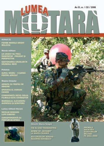 lumea militara 5 bun.qxp - Editura Militara