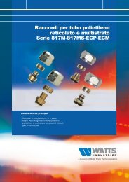 scheda 817M-817MS-ECP-ECM.qxd - Watts Industries