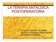 Relazione Meli - Associazione Italiana Donne Medico