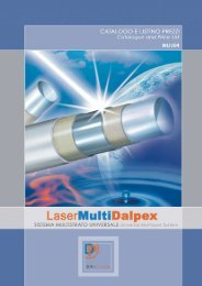 Pexal Pipe - Heating Solutions Ireland