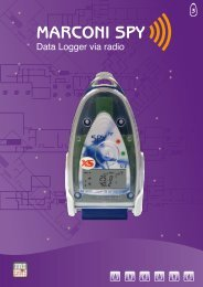 Data Logger Marconi Spy - Giorgio Bormac S.r.l.