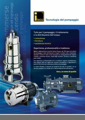 Scarica il nuovo catalogo generale ITECO