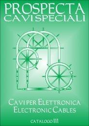 CAVI SPECIALI - Prospecta
