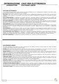 CAVI SPECIALI - Prospecta - Page 2