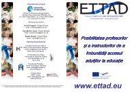 Ghid Promotional in limba romana (pdf) - Bine aţi venit la pagina de ...