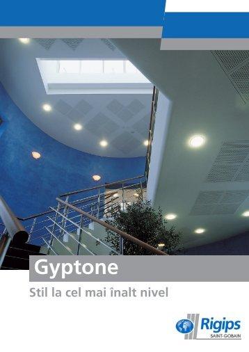 GYPTONE romana.qxd - Rigips