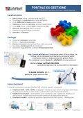 Brochure Webreporter - SafeFleet GPS | Gestione Flotte - Page 2