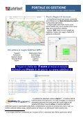Brochure Webreporter - SafeFleet GPS | Gestione Flotte - Page 4