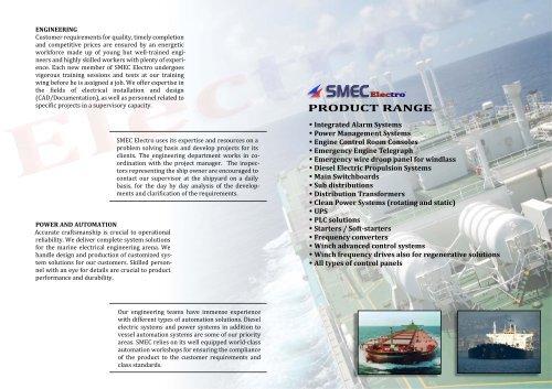 Electro SMEC