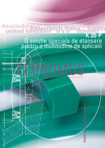 K 35-P O solutie speciala de etansare pentru o multitudine de aplicatii