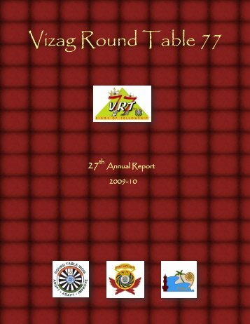 Vizag Round Table 77 - Get a Free Blog