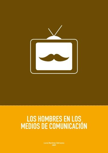 LOS HOMBRES EN LOS MEDIOS DE COMUNICACIÓN - Berdingune