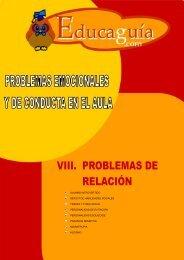 Curso de Problemas Emocionales y de Conducta en el ... - Educaguia