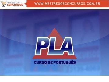 Português - Arenildo - Mestre dos Concursos