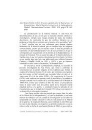 ANA MARÍA FREIRE LÓPEZ, El teatro español entre la Ilustración y ...