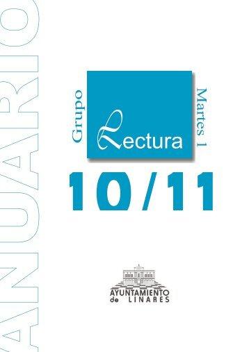 Anuarios Grupos Martes 1 (2010-2011) y Jueves - Ayuntamiento de ...