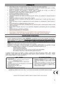 MISCELATORE PER DONAZIONI DI SANGUE MOD ... - Formedic - Page 2