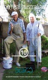 the real australianWinter 2010 - The Bush Church Aid Society
