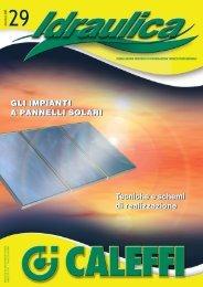 Componenti impianti solari termici - Associazione Profeta