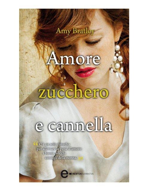 Bratley pdf Amy Cannella E Amore Zucchero TKcFl1J