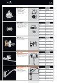 Collezione Bagno e Cucina Variante leva - EMMEVI rubinetterie srl - Page 7