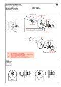 Unterputz-Thermostatmischer Mitigeur thermostatique ... - KWC - Page 3