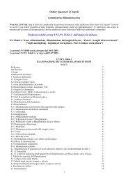 norma UNI EN 12464-1 - Lightingwebsite.it