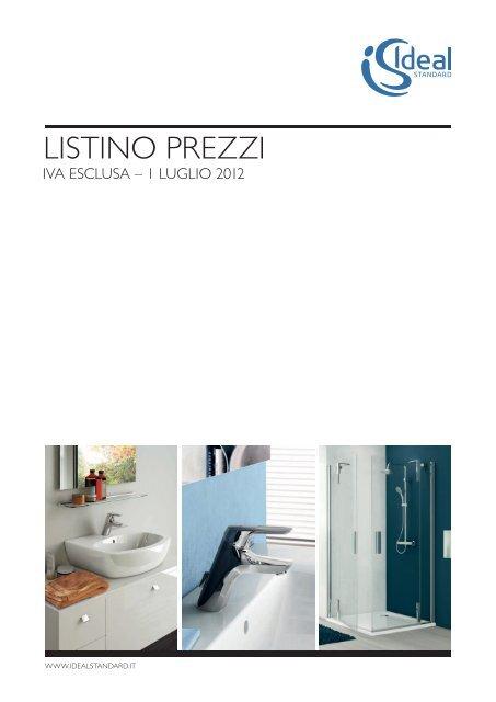 Listino Prezzi Ideal Standard Rubinetteria.Listino Prezzi Mcassistenza It