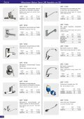 Rubinetterie mixers and sanitary wares - GT Comis - Page 4