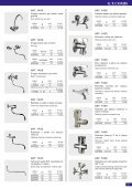 Rubinetterie mixers and sanitary wares - GT Comis - Page 7