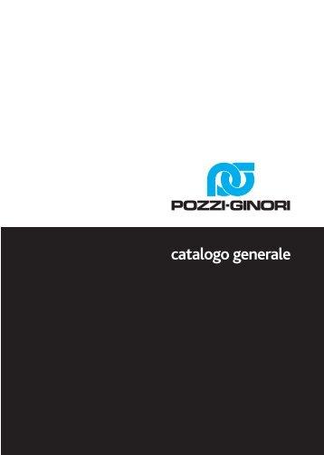 catalogo generale - Pozzi-Ginori