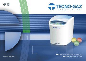 Algimix Miscelatore per alginati Algimix Alginate mixer - Smartmed.It