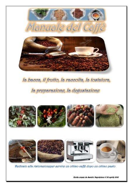 preparazione dell estratto di caffè verde in grani