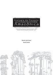 Eduardo Venticinque Jansen Zuanon - PDBFF - Inpa