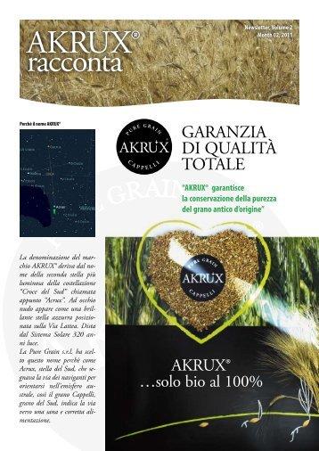 Akrux Racconta n. 2 - Vallebio