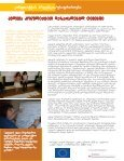 newsletter 28-GE.indd - CARE International in the Caucasus - Page 3