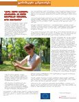 newsletter 28-GE.indd - CARE International in the Caucasus - Page 7